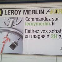 Photo prise au Leroy Merlin Montigny-Lès-Cormeilles par Emmanuel A. le8/11/2014