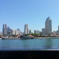 Photo taken at San Diego Bay by Joe S. on 5/11/2013