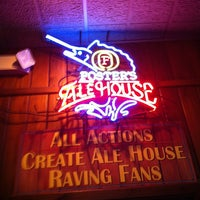 Photo taken at Miller's Sanford Ale House by Jainay S. on 1/25/2013