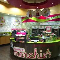 Photo taken at Menchie's Frozen Yogurt - Lake Mary Blvd by Jainay S. on 10/4/2012