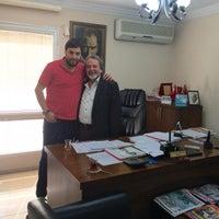 Photo taken at izmir kuaförler ve guzellik salonu isletmecileri odasi by Esmer A. on 4/14/2016