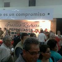 Photo taken at Comité de Campaña de Pepe Elías Leal by .͡▹JΞßß™ on 7/8/2013