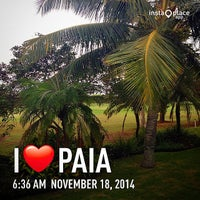 Photo taken at Maui Country Club by Andrea P. on 11/18/2014