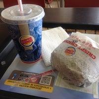 Photo taken at Burger King by Naldo E. on 7/25/2014