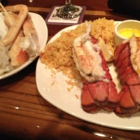 Photo taken at Outback Steakhouse by Shareena W. on 1/7/2013