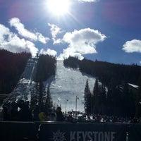 Photo taken at River Run Gondola, Keystone Resort by Milton M. on 1/12/2013