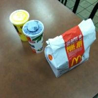 Photo taken at McDonald's by Benjamin F. on 10/20/2012