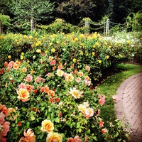 Photo prise au Queen Mary's Gardens par Nadya B. le9/14/2012