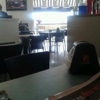 Photo taken at Punto Fermo Cafè by Riccardo M. on 2/10/2013