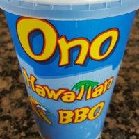 Photo taken at Ono Hawaiian BBQ by Brian H. on 3/2/2016