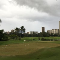 Photo taken at Honolulu Country Club by Tomotaka k. on 9/22/2016