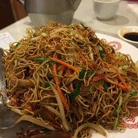Photo taken at Golden Palace Seafood Restaurant by Tomotaka k. on 12/31/2015