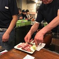 Photo taken at もつやき専門店カッパ 吉祥寺店 by Tomotaka k. on 3/4/2017