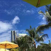 Photo taken at Ambassador Hotel Waikiki by Tomotaka k. on 5/4/2016