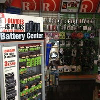 Photo taken at Radio Shack by Laura E. on 9/8/2013