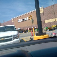 Photo taken at Walmart Supercenter by Phil W. on 8/27/2013