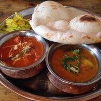 Снимок сделан в Shiva Curry Wara пользователем mymot ♧. 1/9/2014