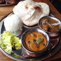 Снимок сделан в Shiva Curry Wara пользователем mymot ♧. 4/17/2013