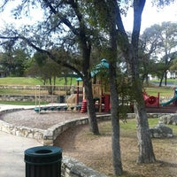 Photo taken at West Austin Park by Courtney W. on 11/8/2012