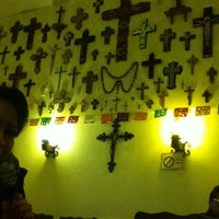 Photo taken at Los Tejemaniles by Aurora R. on 11/1/2014