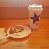 Photo taken at Cabin Coffee by Kendall A. on 11/20/2012
