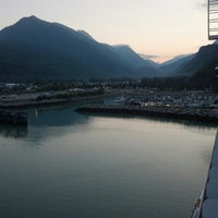 Photo taken at Island Princess - Skagway by Marilyn H. on 8/15/2013