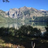 Photo taken at Phelps Lake by Nancy H. on 9/7/2015