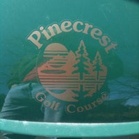 Photo taken at Pinecrest Golf Course by Viktor S. on 3/14/2013