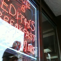 Photo taken at Bob & Edith's Diner by Viktor S. on 4/28/2013