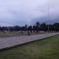 Photo taken at Taman Blambangan by Bullah U. on 2/16/2013
