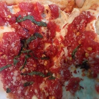 Photo taken at Original Pizza by Linton Chauffeur services on 5/28/2015