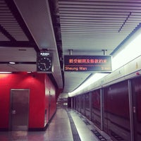 Photo taken at MTR Central Station by Dolores W. on 9/27/2012