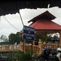 Photo taken at persisiran jeti sg kembong by Shahrizal S. on 10/22/2013