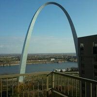Photo taken at Crowne Plaza St. Louis - Downtown by Rivera R. on 11/9/2012
