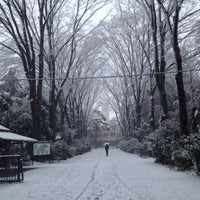 Photo taken at 東京農工大学 府中キャンパス by Taraco _. on 1/14/2013