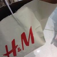 Photo taken at H&M by Jeff G. on 11/19/2012