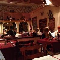 Photo taken at Al Maccaroni by Bindu D. on 12/23/2012