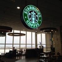 Photo taken at Starbucks Coffee by Bindu D. on 8/20/2013