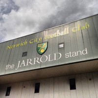 Photo taken at Carrow Road by Richard M. on 4/16/2013
