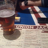 Photo taken at Union Jack by Alexey G. on 3/15/2013