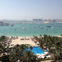 Photo taken at Le Méridien Mina Seyahi Beach Resort & Marina by Сергей Л. on 5/10/2013