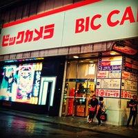 Photo taken at Bic Camera by matsu on 10/1/2015