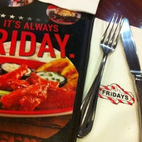 Photo taken at TGI Fridays by Ace T. on 4/9/2013