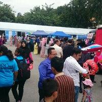 Photo taken at Dataran Panggung Seni UKM by panglima p. on 11/5/2016