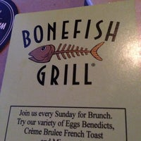 Photo taken at Bonefish Grill by Nick K. on 7/20/2014