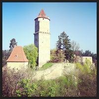 Photo taken at Zvíkov Castle by Petr M. on 4/26/2013