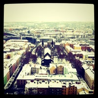 Photo taken at National Memorial on the Vítkov Hill by Petr M. on 1/23/2013