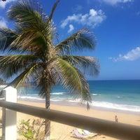Photo taken at Atlantic Beach Hotel by Alex G. on 4/6/2013
