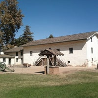Photo taken at Sutter's Fort State Historic Park by Dmitry S. on 10/8/2012