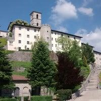 Photo taken at Santuario Castelmonte by Oscar C. on 5/5/2014